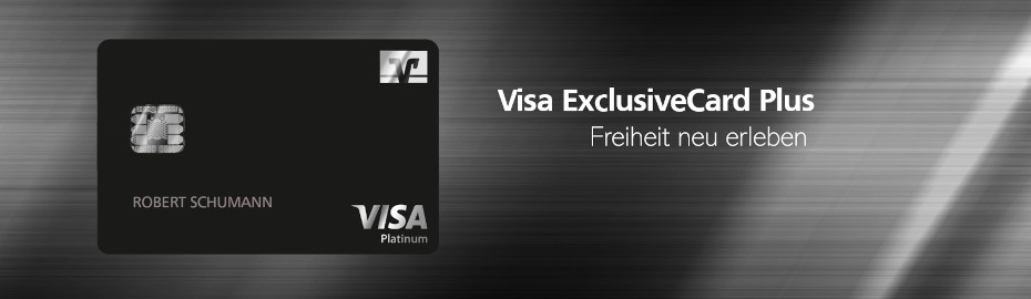 Visa Platinum Plus Karte