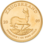 Goldmünze Krügerrand